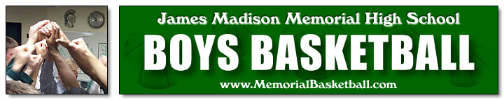 James Madison Memorial High School Boys Basketball